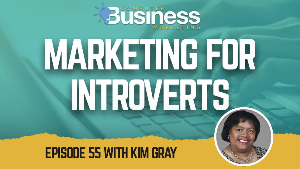 Episode 055: Marketing for Introverts