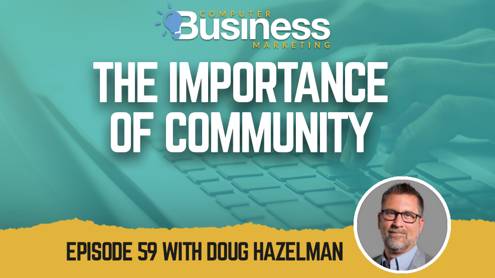 Episode 059: The Importance of Community