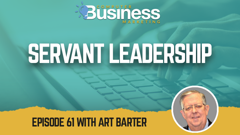 Episode 061: Servant Leadership