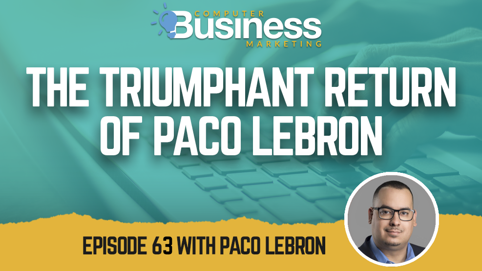 Episode 063: The Triumphant Return of Paco Lebron