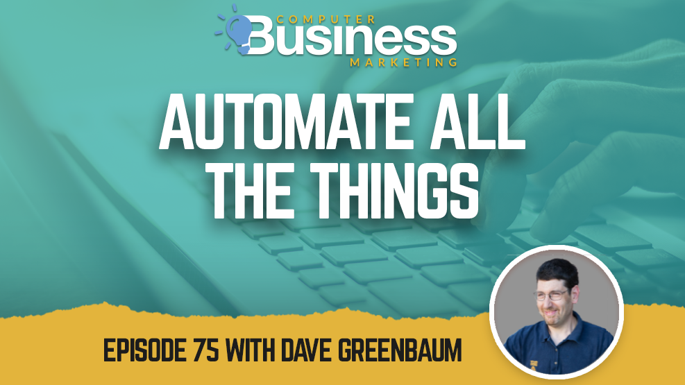 Episode 075: Automate All The Things